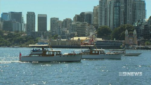 During the Second World War, more than 250 boats would be built for American, Dutch and Australian armed forces, as well as providing defence services around Sydney Harbour and other Australian ports. (9NEWS)