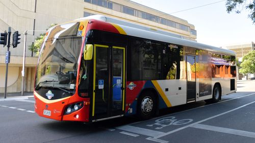 Adelaide bus services are being cut back.