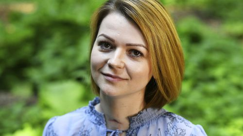 Daughter Yulia Skripal was also hospitalised following the attack