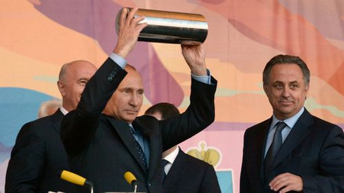 FIFA should 'pull the plug' on Russia hosting the 2018 World Cup: UK deputy PM