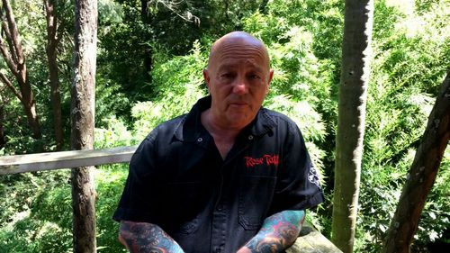 Angry Anderson has spoken for the first time after his son was allegedly murdered at the hands of his friend.