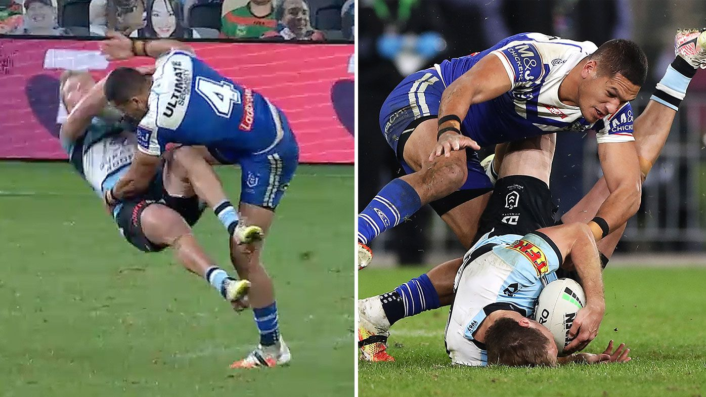 Dallin Watene-Zelezniak, Matt Moylan