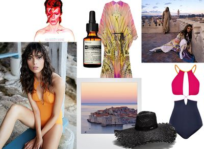 From new kids on the block, to favourites who keep delivering each season; here are the three swimwear designers you need in your poolside arsenal for spring/summer 2015/16. First up? Ephemera.