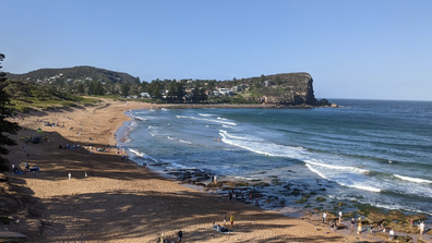 Hundreds of thousands of residents on Sydney's Northern Beaches have been urged to stay at home after a couple from Avalon Beach tested positive.