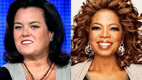 Oprah gives Rosie her own show (despite lesbian feud)