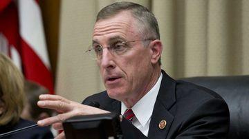 Pennsylvania congressman Tim Murphy. (AAP)