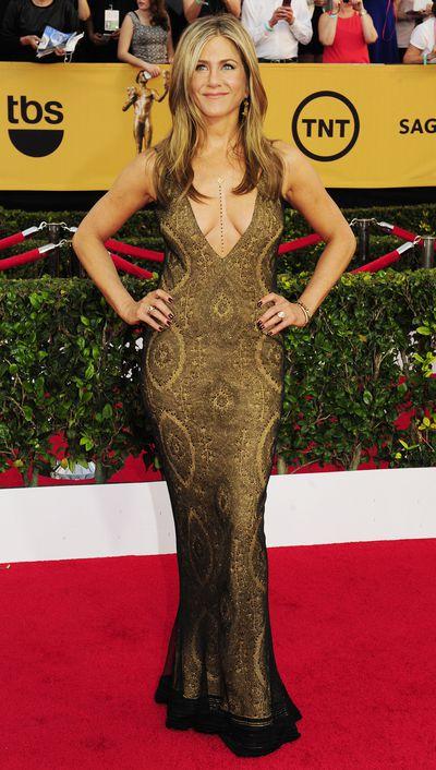 Jennifer Aniston: Now...