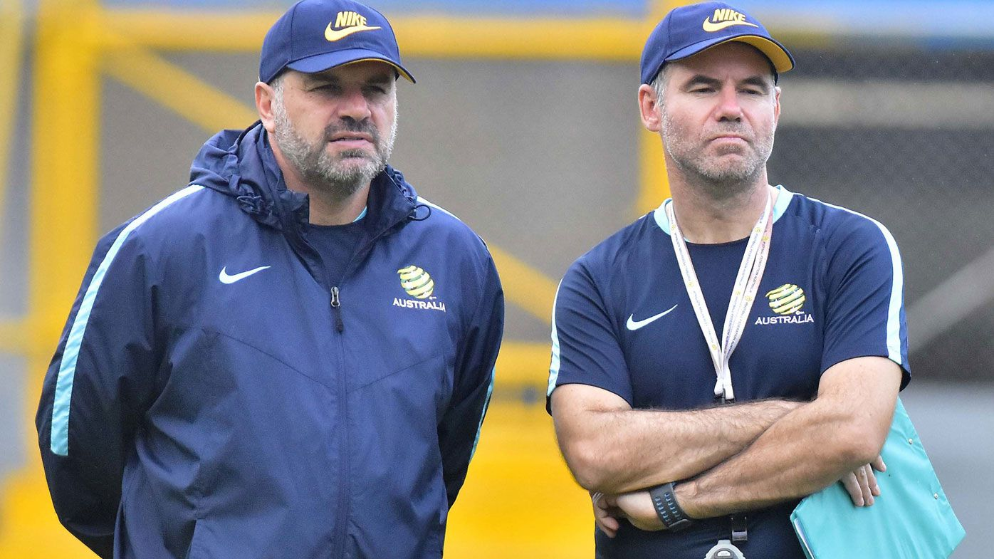 Ante Milicic takes Matildas reins for World Cup from sacked coach Alen Stajcic