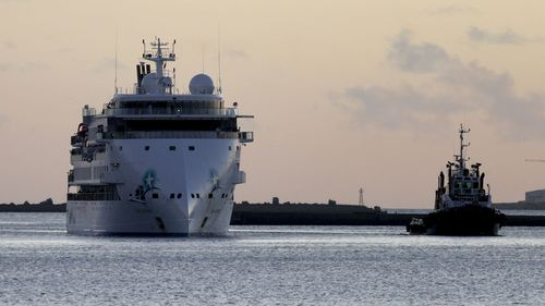 New Zealanders on cruise ship in Uruguay to be evacuated