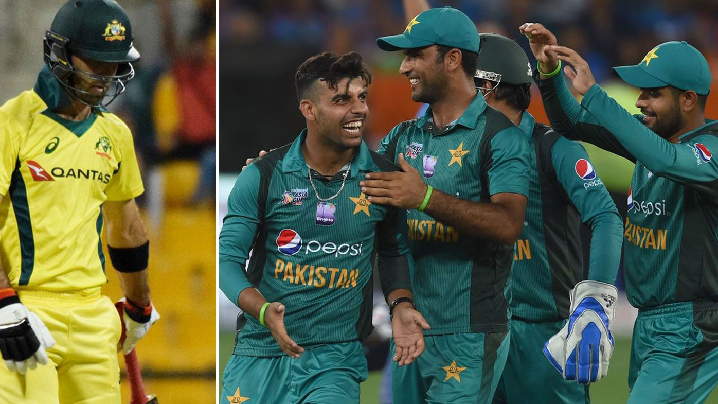Australia defeated in T20 against Pakistan