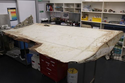 Boeing 777 flap found off Tanzania coast came from MH370