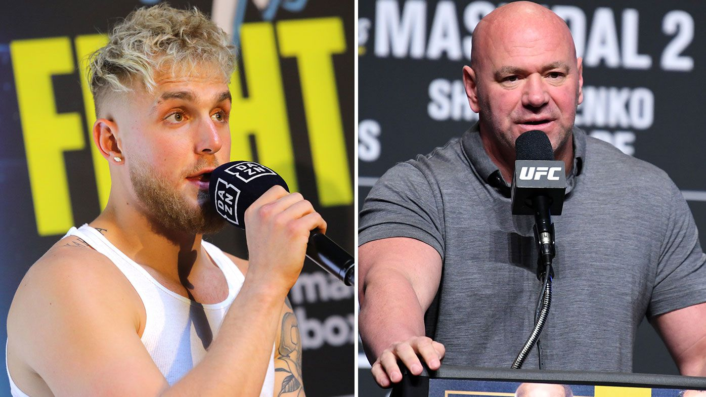 'Pay them their fair share': Controversial boxer Jake Paul slams UFC boss Dana White