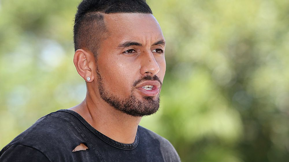 Tennis: Lleyton Hewitt backs Nick Kyrgios to fire at 2018 Australian Open