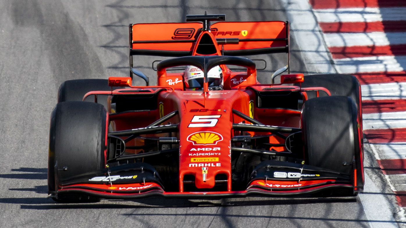 F1: Sebastian Vettel 'has no future at Ferrari' according to Helmut Marko