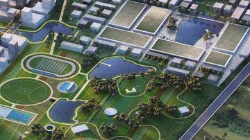 Chinese developer's billion-dollar proposal would move Sydney motorway