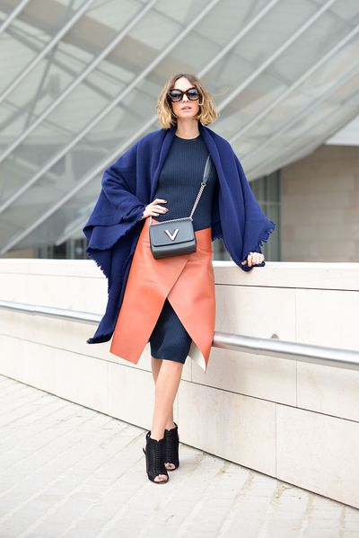 With this season's abundance of jackets, capes and ponchos, there's more than<br>one way to rug up during the cooler months.