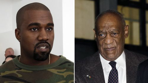 Kanye West tweets support for Bill Cosby, says actor is 'innocent'