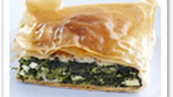 Ricotta and spinach pie