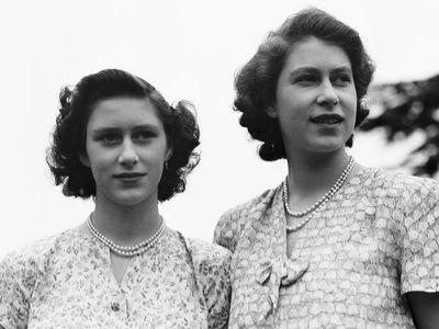 British royal family scandals: Queen Elizabeth and Princess Margaret's night out