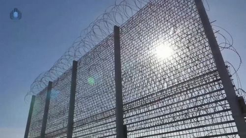 The 65-km 'smart fence' lining one of the world's deadliest and disputed borders