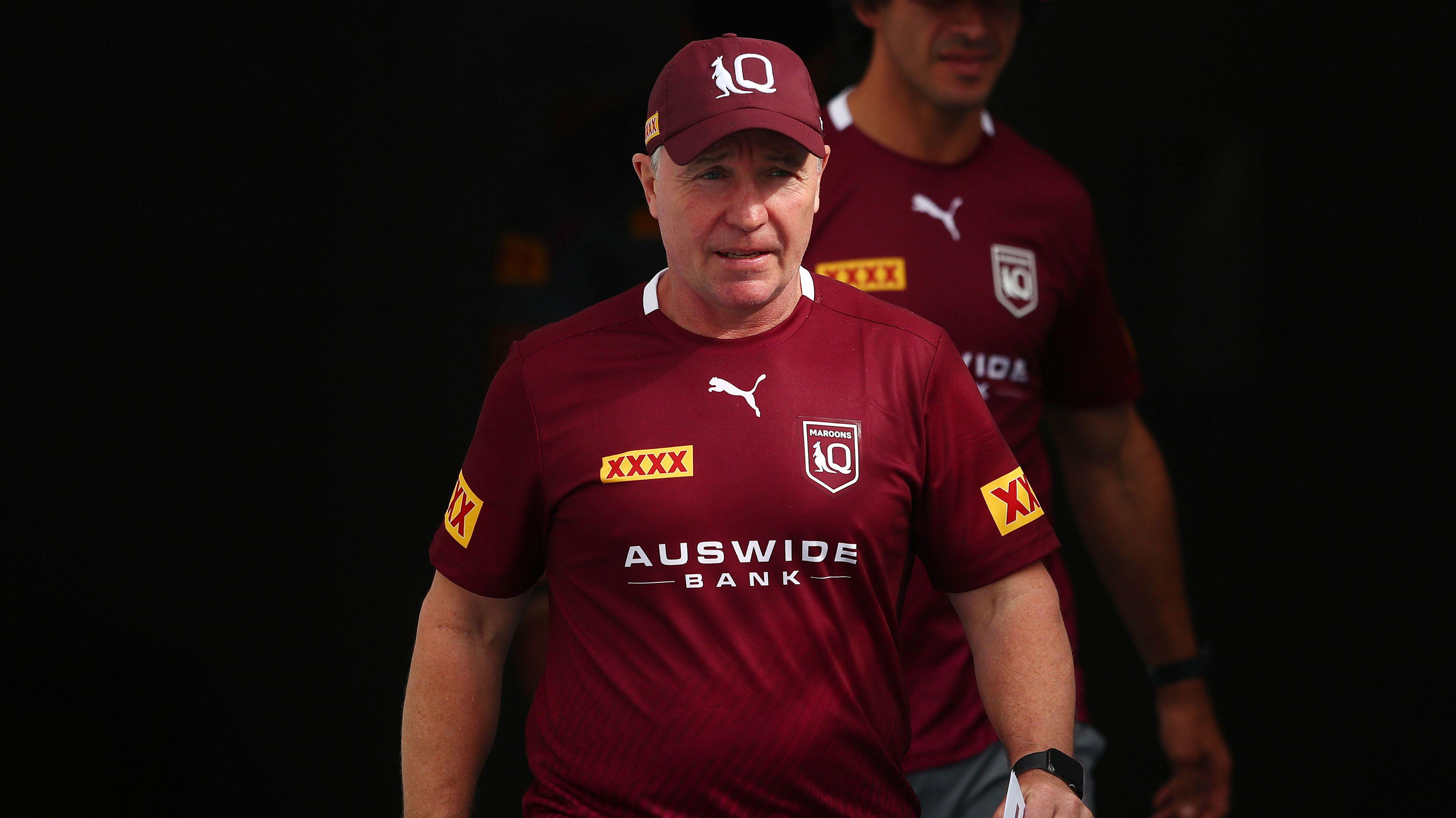 Queensland Maroons coach Paul Green.