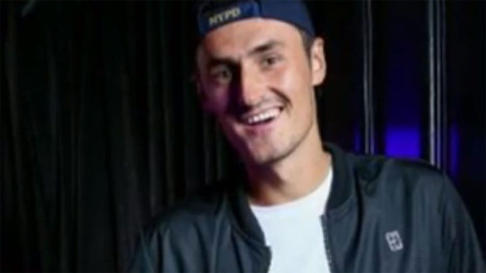 Bernard Tomic drops $50,000 at Melbourne nightclub