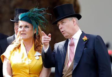Royal Family Royal Ascot