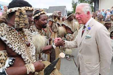 Prince Charles and Camilla attend the 100th Royal Welsh Show