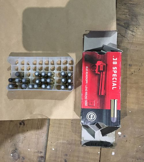 Ammunition, clothes and other items were also seized in the searches as part of the investigation. Picture: Supplied.