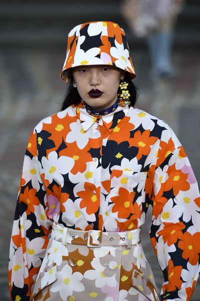 Kenzo, menswear spring '18, Paris