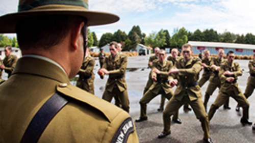 Watch out ISIL, the Anzacs are coming: New Zealand military trainers join international Middle East mission alongside Australia