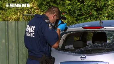 Teenagers attack residents, smashing windows in Perth suburb