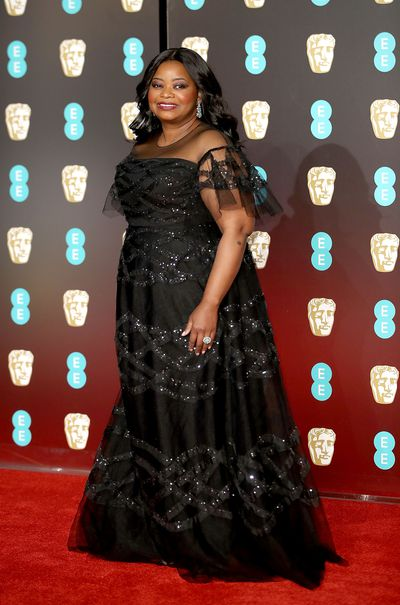 Octavia Spencer at the British Academy Film Awards (BAFTAs)