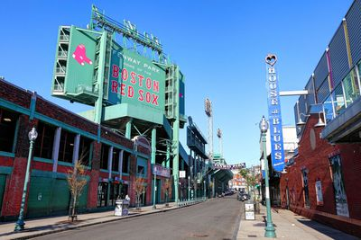 12. Fenway Park in Boston, Massachusetts