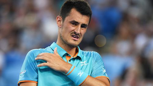 Tomic stole the spotlight during the 2019 Australian Open after criticising Lleyton Hewitt in a post-match press conference, reopening the wounds of a decade-long feud.