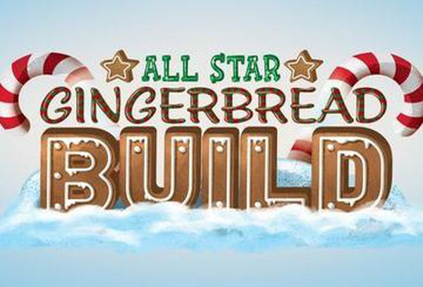 All-Star Gingerbread Build