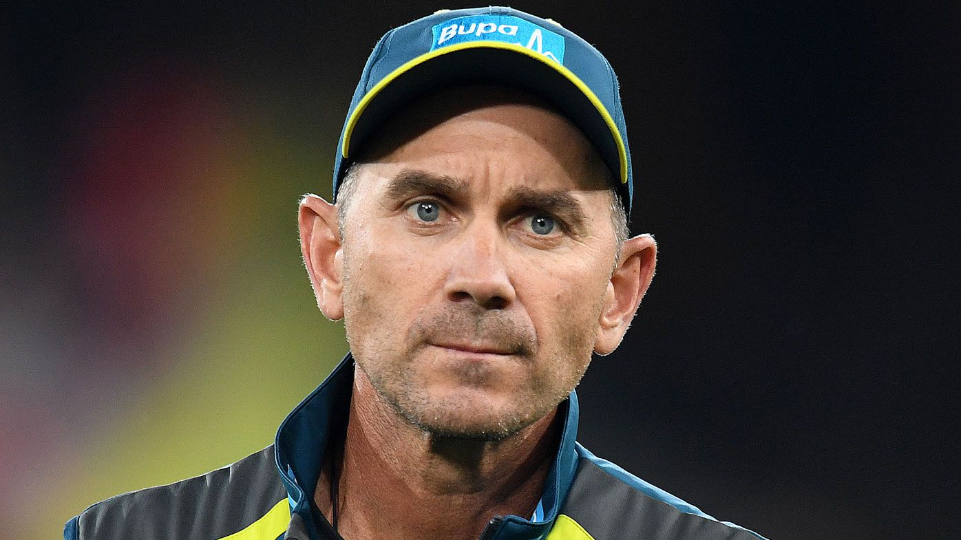 Australia coach Justin Langer hits back at criticism of fast bowlers