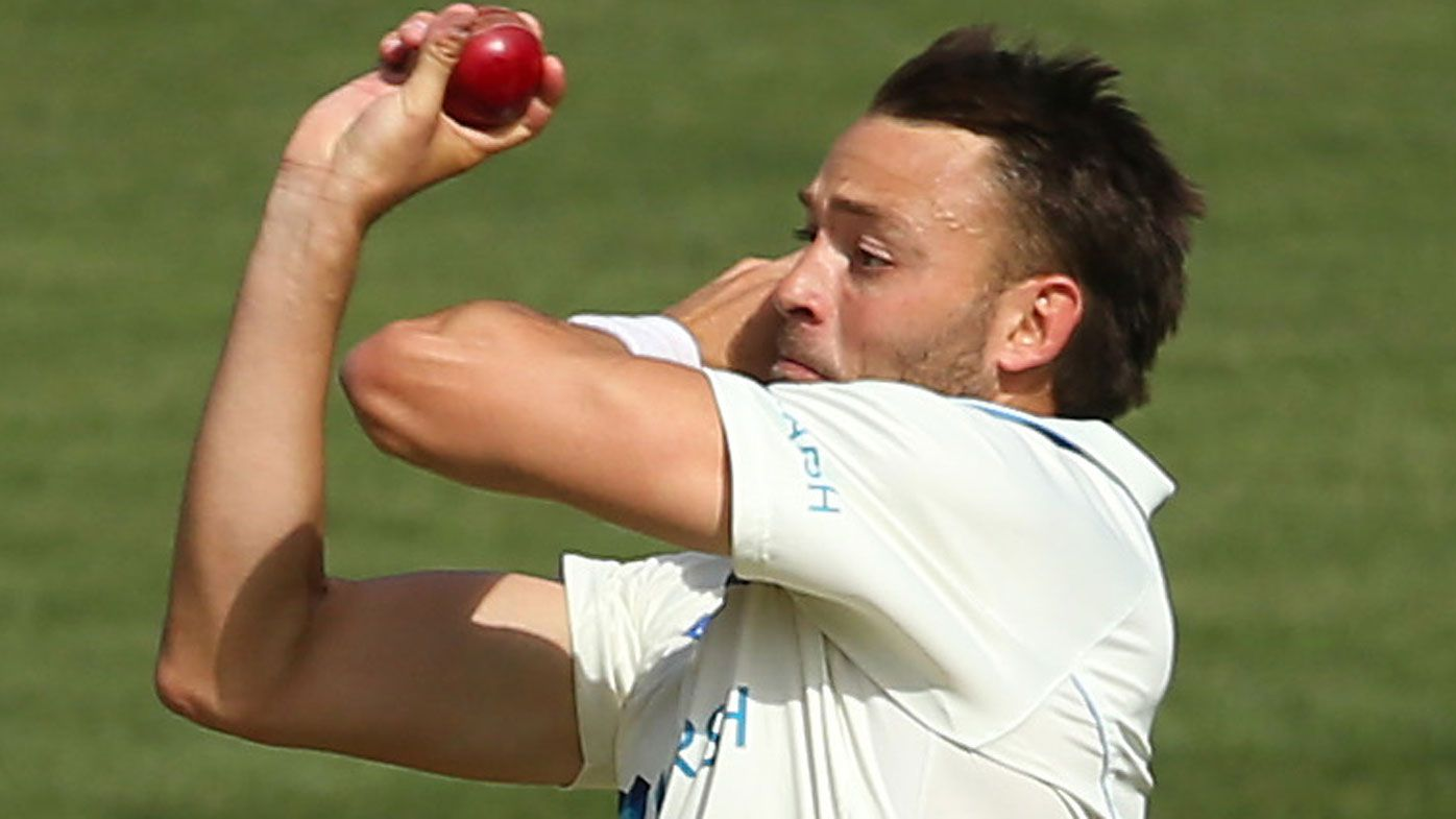 Former Test star Marcus North rips into NSW quick after fiery four-wicket over