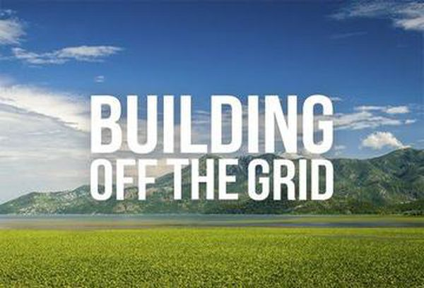 Building Off the Grid: Alaska Range