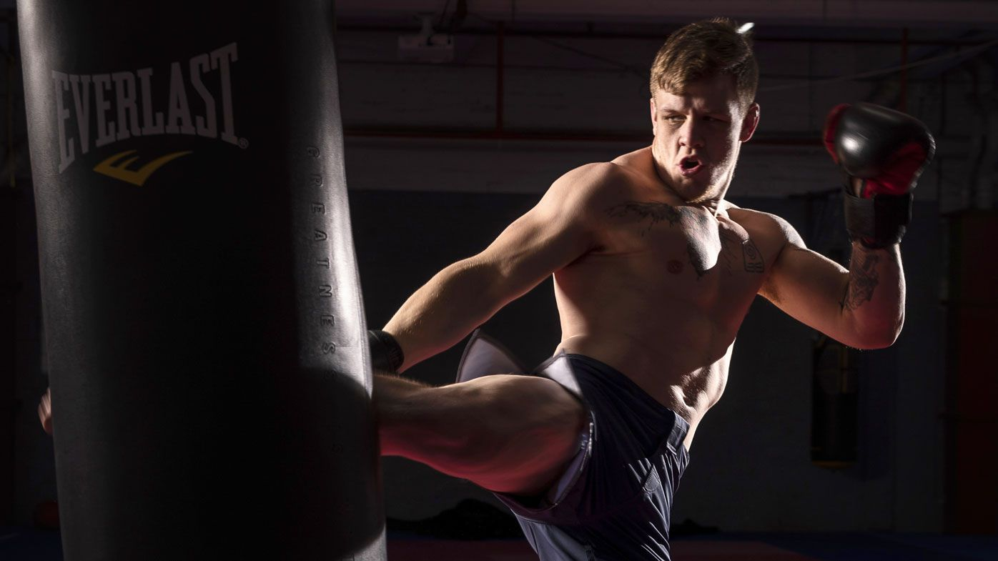 Jim Crute: from smashing his sister's bully to the UFC light-heavyweight ranks