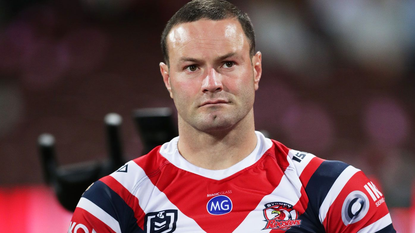 Roosters skipper Boyd Cordner sidelined despite passing concussion test