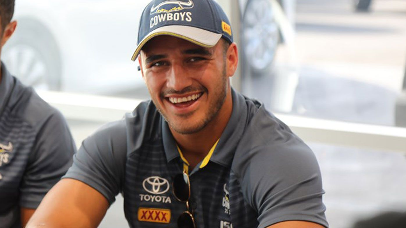 The NFL experience Valentine Holmes is bringing to the NRL