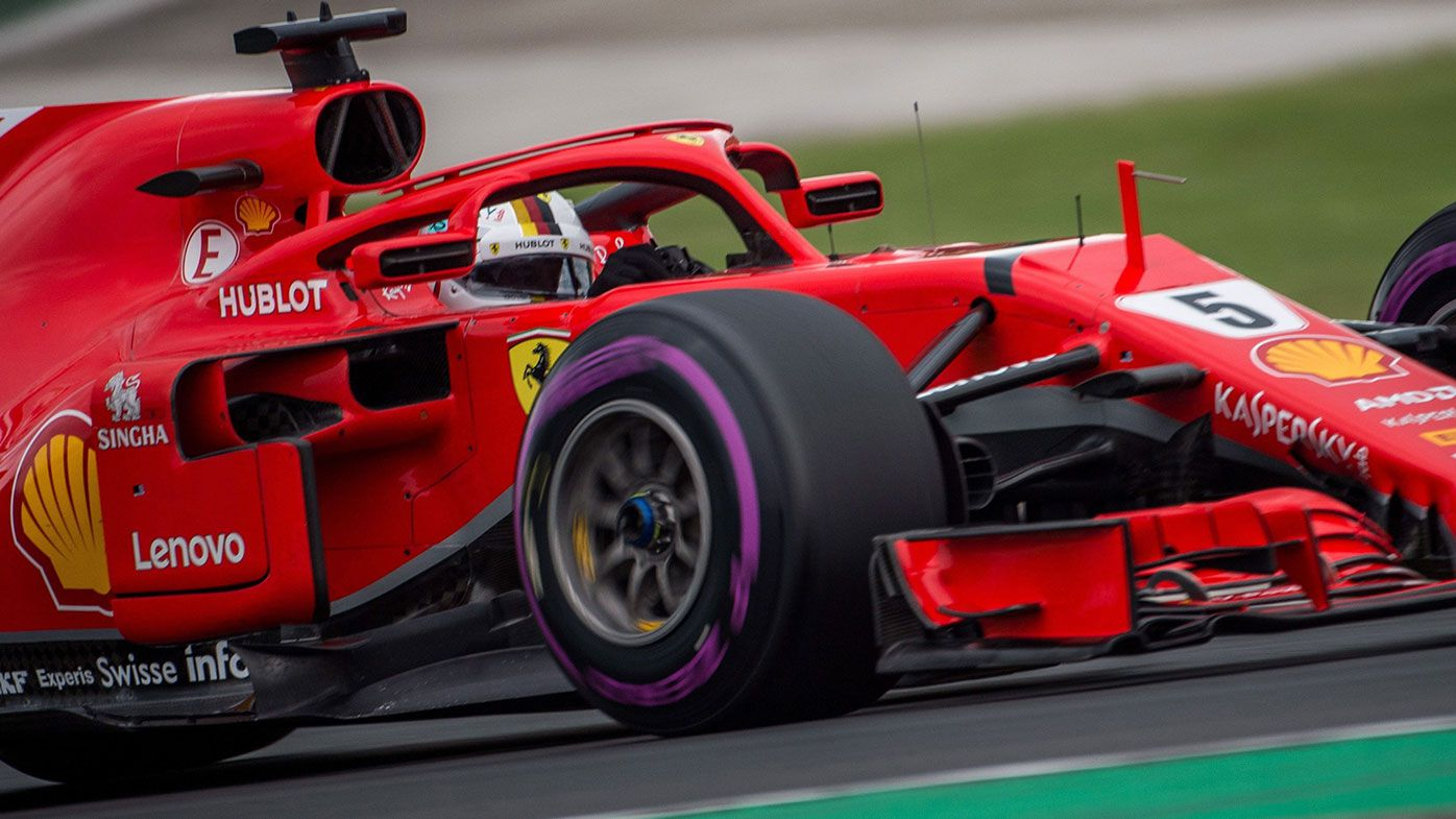 Ferrari boss sacked two months out from Formula One season