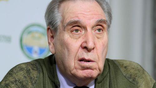 Petr Bartolomei, a  member of the 1959 Dyatlov group's search team.