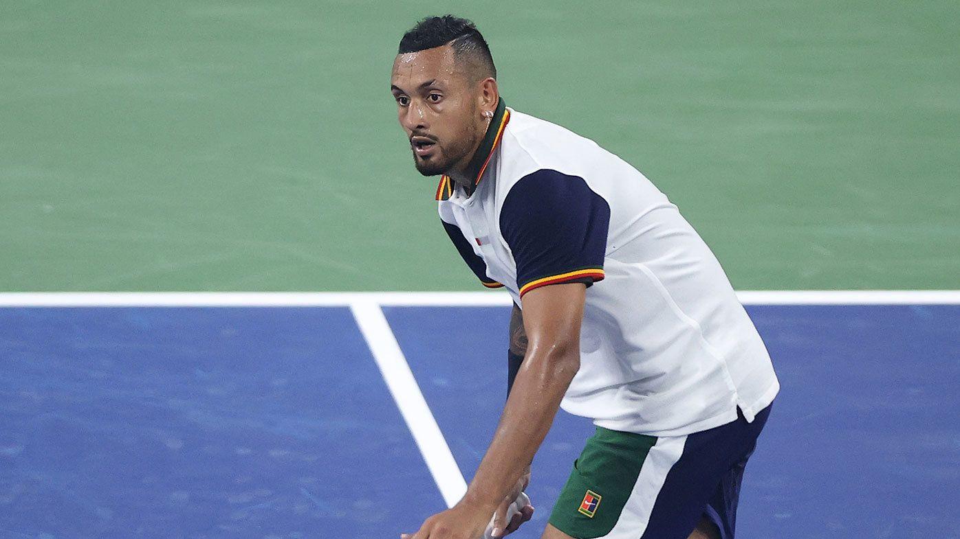 'Absurd' towel rule that derailed Nick Kyrgios' US Open