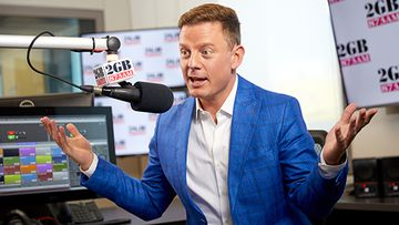 Ben Fordham's popular breakfast show ranked number one in the latest Sydney radio ratings.