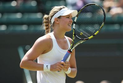 Eugenie Bouchard has become a revelation this year.