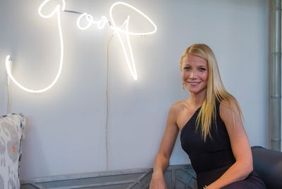 """<p>Gwyneth Paltrow and her lifestyle brand Goop have paired up with Valentino to create an exclusive clothing collection inspired by a rather unusual muse: Wonder Woman.</p><p>""""Everybody is working, having kids, trying not to miss a soccer game while at the same time being on a conference call. The modern woman is a wonder woman,"""" explain Paltrow of the choice.</p><p>The collection will be available via a Goop pop-up shop in NYC, as well as through the Goop website on 23 November (EST). But don't expect the """"high-low"""" pieces to come cheap; prices start from $382.20 for a leather bracelet and go up to $14,592.25 for a motorcycle jacket.</p><p>Click through to see all the star-spangled pieces.<br /><br /></p>"""