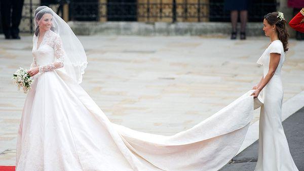 ffb32654e65e Designer suing Alexander McQueen over Kate Middleton's wedding dress ...