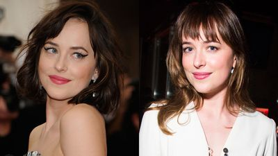 <p>Dakota Johnson</p>